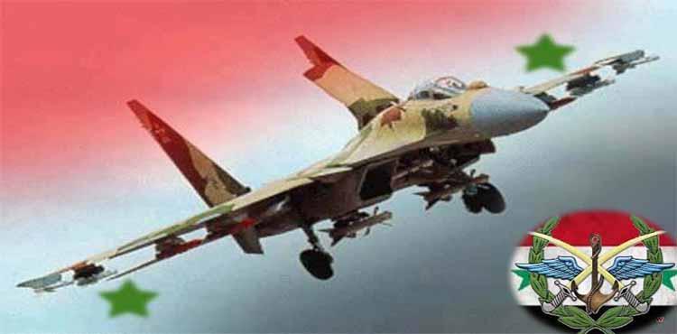 طيران الجيش العربي السوري