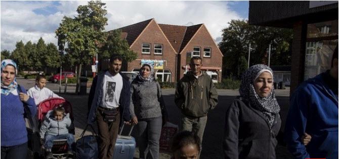 لجوء-لاجئيين