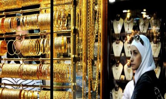 سعر الذهب